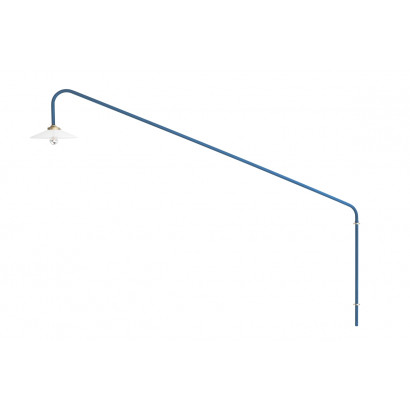 hanging lamp n°1 blue Muller Van Severen