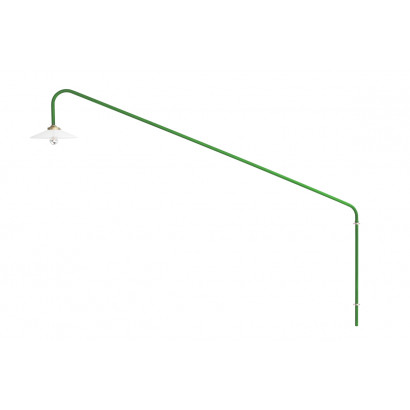 hanging lamp n°1 green Muller Van Severen