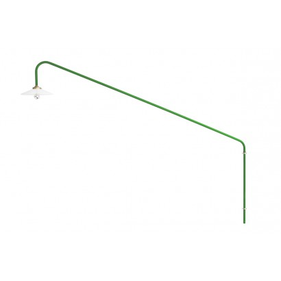 HANGING LAMP N°1 140X175 GREEN Muller Van Severen