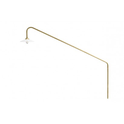 hanging lamp n°1 brass Muller Van Severen