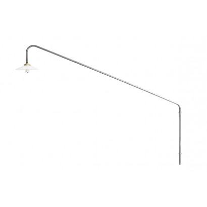 HANGING LAMP N°1 140X175 UNLACQUERED STEEL Muller Van Severen