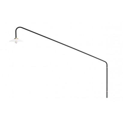 HANGING LAMP N°1 140X175 BLACK Muller Van Severen