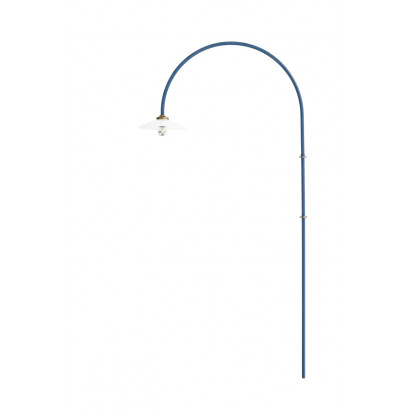 hanging lamp n°2 blue Muller Van Severen