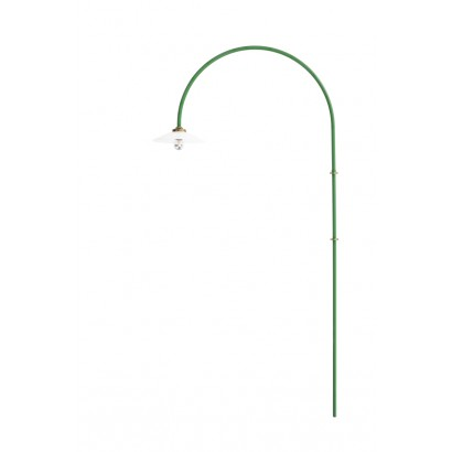 HANGING LAMP N°2 75X235 GREEN Muller Van Severen
