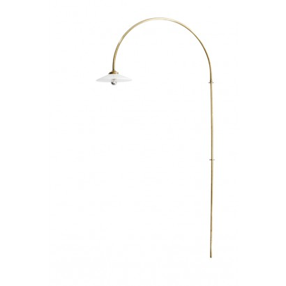 hanging lamp n°2 brass Muller Van Severen