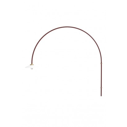 hanging lamp n°3 burgundy Muller Van Severen