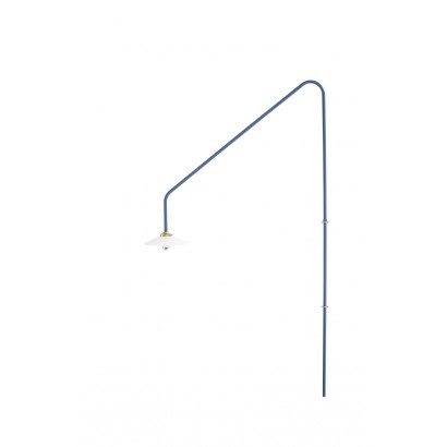 hanging lamp n°4 blue Muller Van Severen