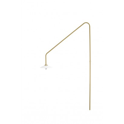 hanging lamp n°4 brass Muller Van Severen