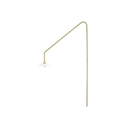 hanging lamp n°4 brass Muller Van Severen