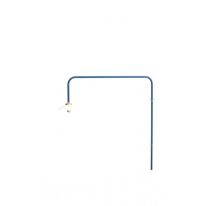 hanging lamp n°5 blue Muller Van Severen