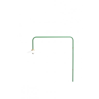 hanging lamp n°5 green Muller Van Severen