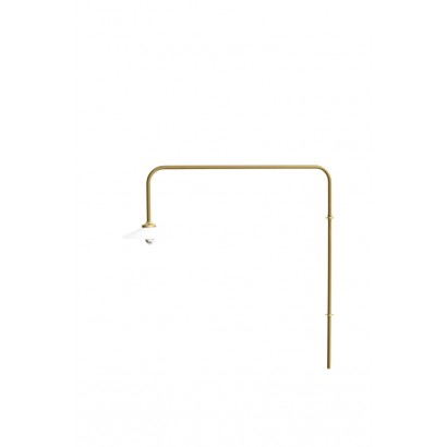 hanging lamp n°5 brass Muller Van Severen