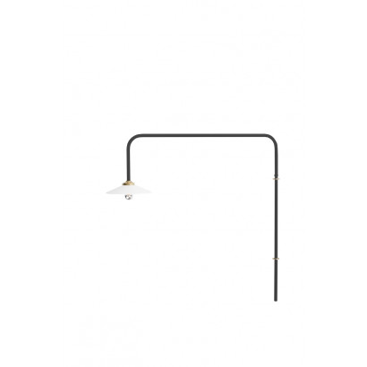hanging lamp n°5 black Muller Van Severen