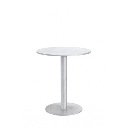 ROUND TABLE S ALUMINIUM D65,5 H74 Muller Van Severen