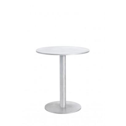 ROUND TABLE S ALUMINIUM D65,5 H74 Muller Van Severen