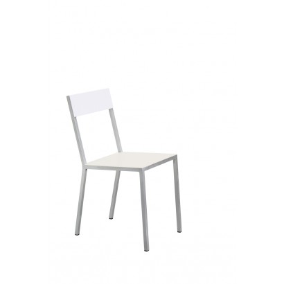 alu chair ivory_white Muller Van Severen