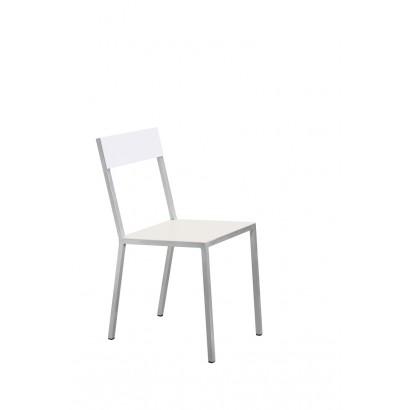 alu chair ivory_white Muller Van Severen