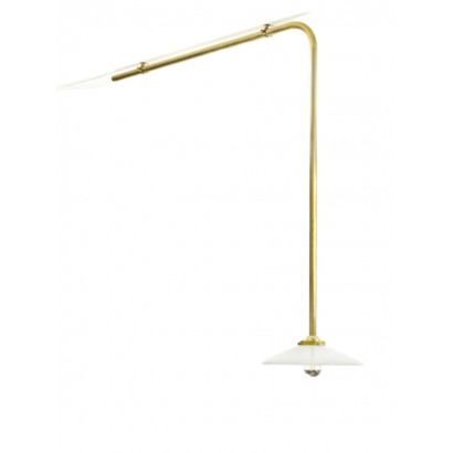 CEILING LAMP N°1 BRASS Muller Van Severen