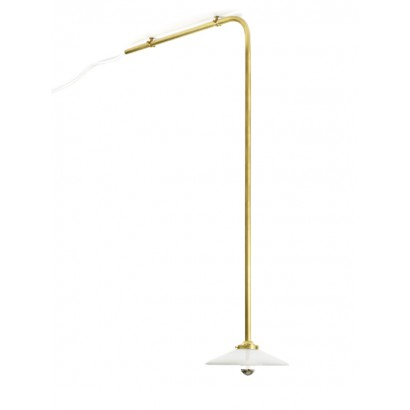 CEILING LAMP N°2 BRASS Muller Van Severen