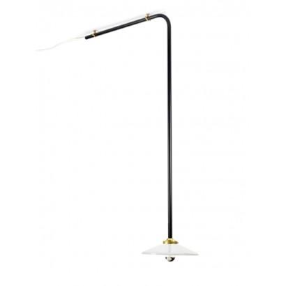 CEILING LAMP N°2 55X105 ZWART Muller Van Severen