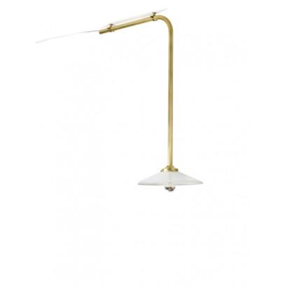 CEILING LAMP N°3 BRASS Muller Van Severen