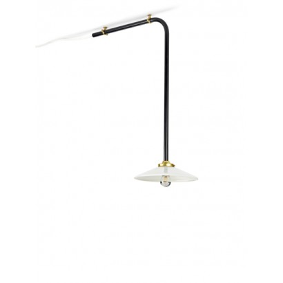 CEILING LAMP N°3 black Muller Van Severen