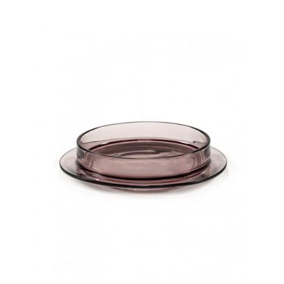 DISHES TO DISHES GLASS LOW ZIGGY Glenn Sestig