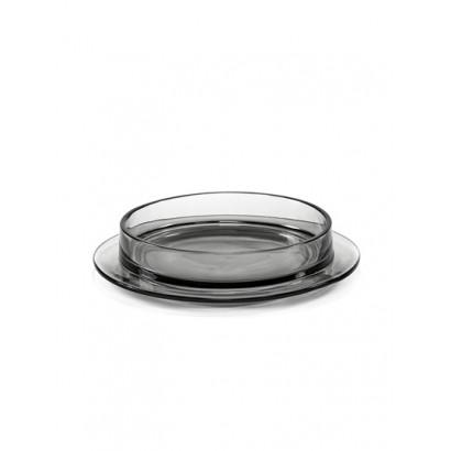 DISHES TO DISHES GLASS LOW ODDITY Glenn Sestig
