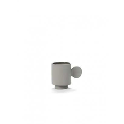 ESPRESSO CUP LIGHT GREY Maarten Baas