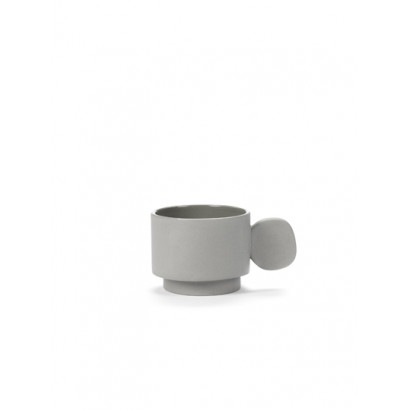 CUP MAARTEN BAAS LIGHT GREY Maarten Baas