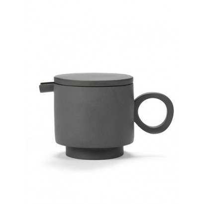 TEA POT MAARTEN BAAS GREY Maarten Baas