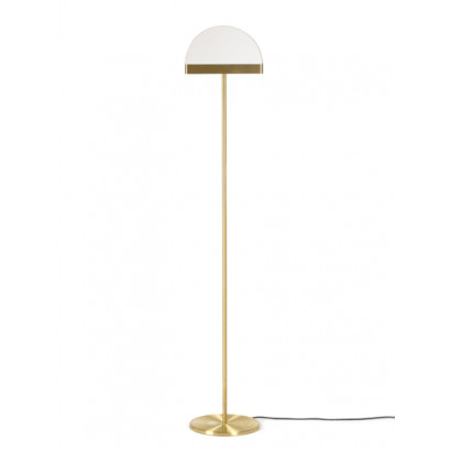 FLOOR LAMP BRASS HALO Maarten De Ceulaer
