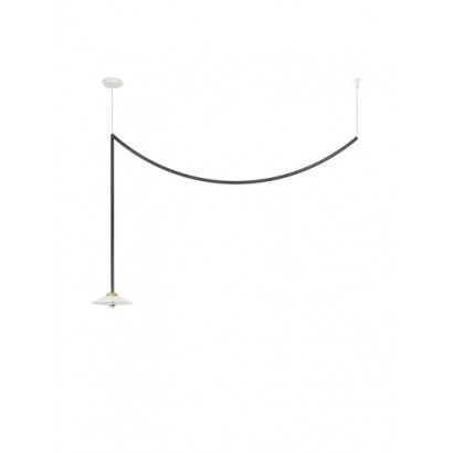 CEILING LAMP N°4 BLACK Muller Van Severen