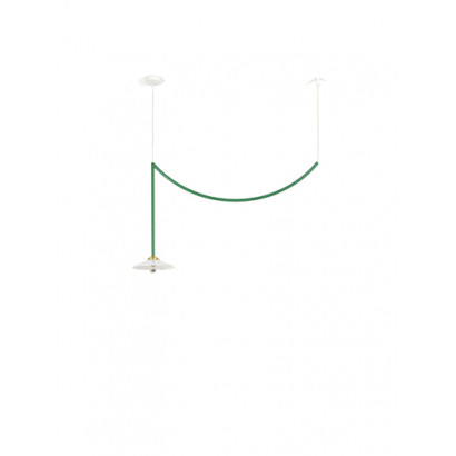 CEILING LAMP N°5 GREEN Muller Van Severen