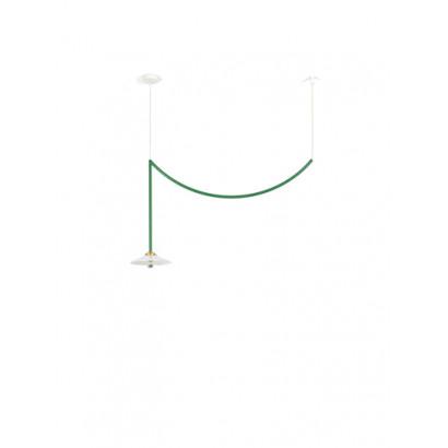 CEILING LAMP N°5 GREEN Muller Van Severen