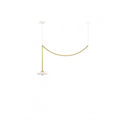 CEILING LAMP N°5 MESSING Muller Van Severen