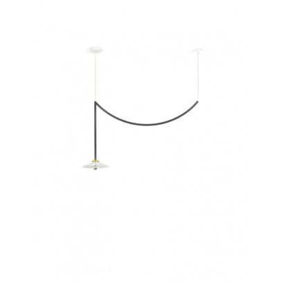 CEILING LAMP N°5 BLACK Muller Van Severen