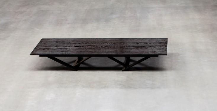 TA TISCH MASSIVE 303,2x112,5cm Robbrecht en Daem architecten