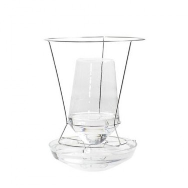Hidden Vase Large Clear Accessories Collections