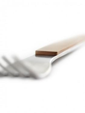 giftbox muller van severen brushed stainless steel, copper pvd coated 16 pcs Muller Van Severen