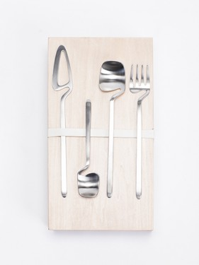 GIFTBOX NENDO STAINLESS 16PCS Nendo