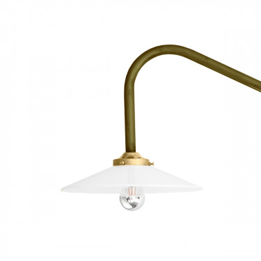 hanging lamp n°1 curry Muller Van Severen