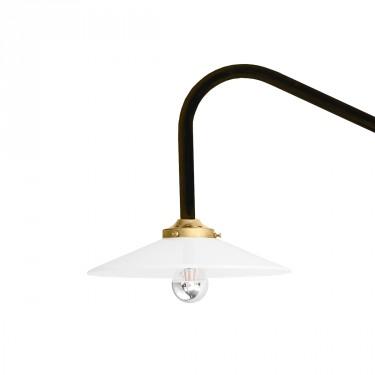 HANGING LAMP N°1 140X175 BLACK Muller Van Severen