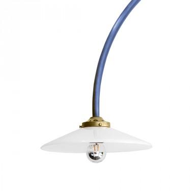 STANDING LAMP N°1 100X120 H190 BLUE Muller Van Severen