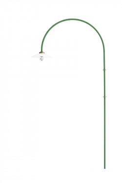 hanging lamp n°2 green Muller Van Severen