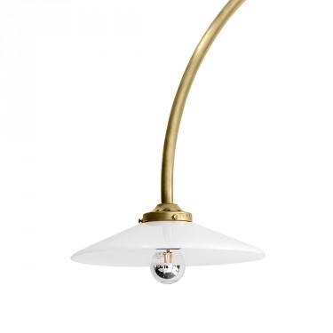 hanging lamp n°2 brass Muller Van Severen