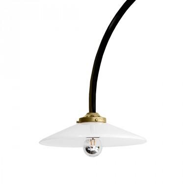 STANDING LAMP N°1 100X120 H190 BLACK Muller Van Severen