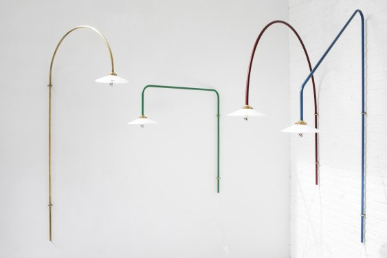 HANGING LAMP N°2 75X235 BLACK Muller Van Severen