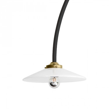 HANGING LAMP N°3 135X137,5H ZWART Muller Van Severen