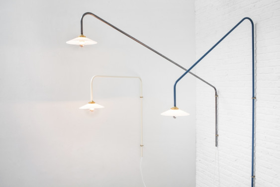 hanging lamp n°5 ivory Muller Van Severen